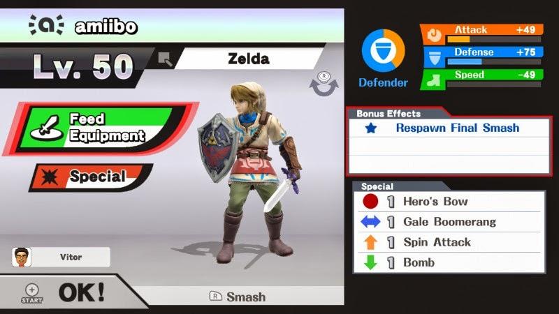 Meu FP de Link, o Zelda.