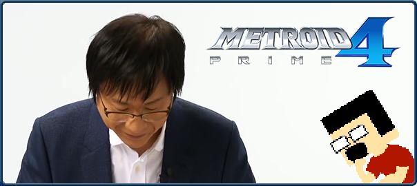 Tem Na Web - Sobre o anúncio do reboot de Metroid Prime 4